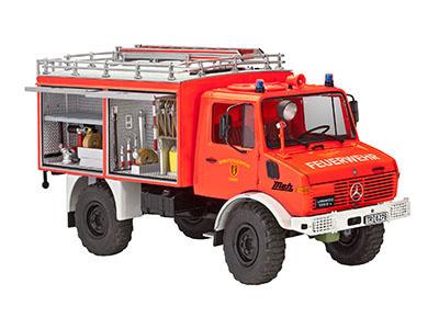 Unimog U 1300 L TLF 8/18 brandweer