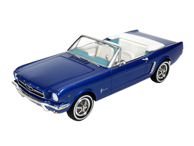 64 Mustang Convertible