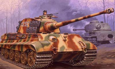 Tiger II Ausf. B