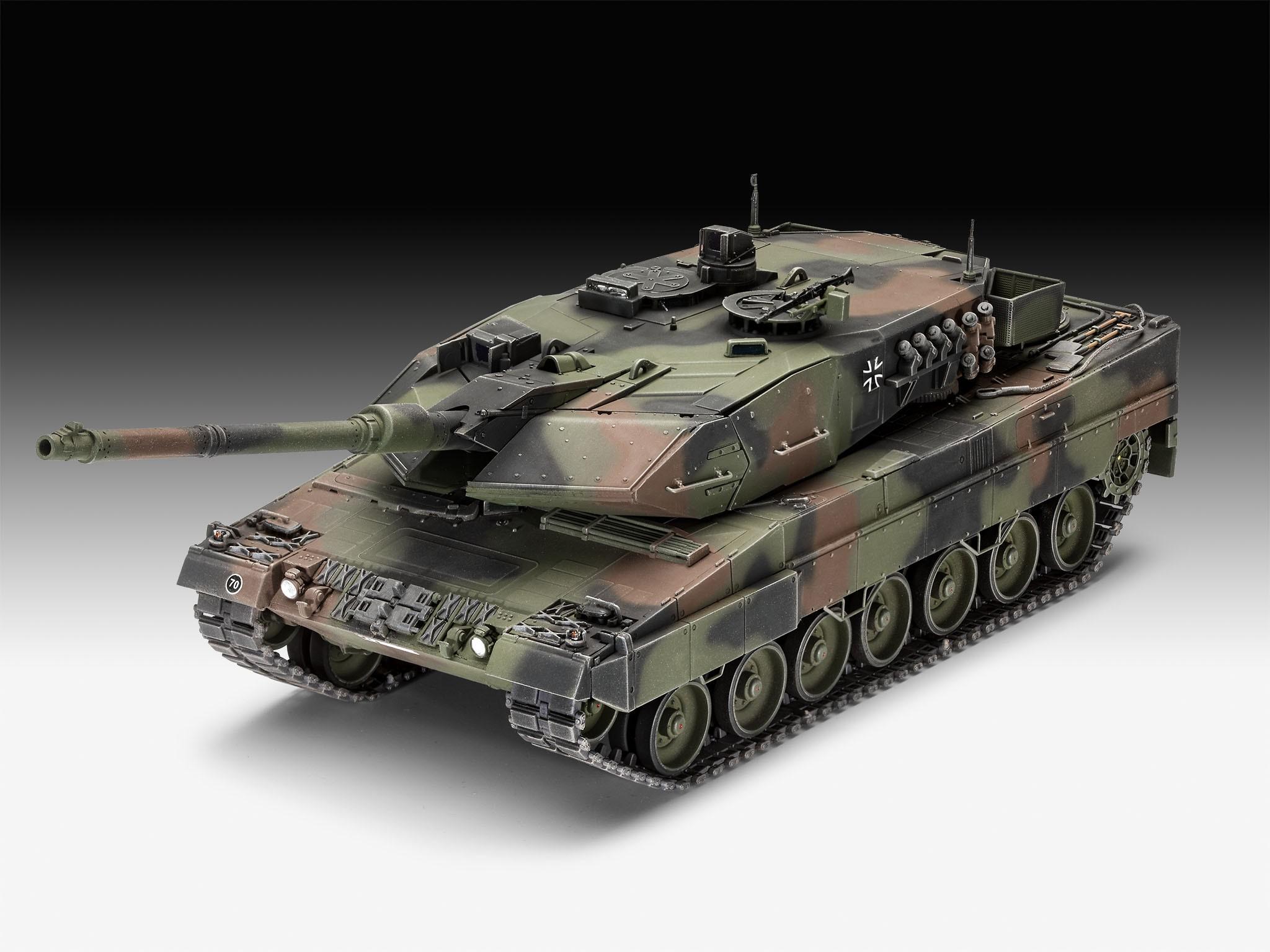 Leopard 2A6/A6NL