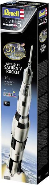 Geschenkset Apollo 11 Saturn V Rocket