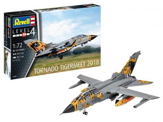 Tornado ECR Tigermeet 2018