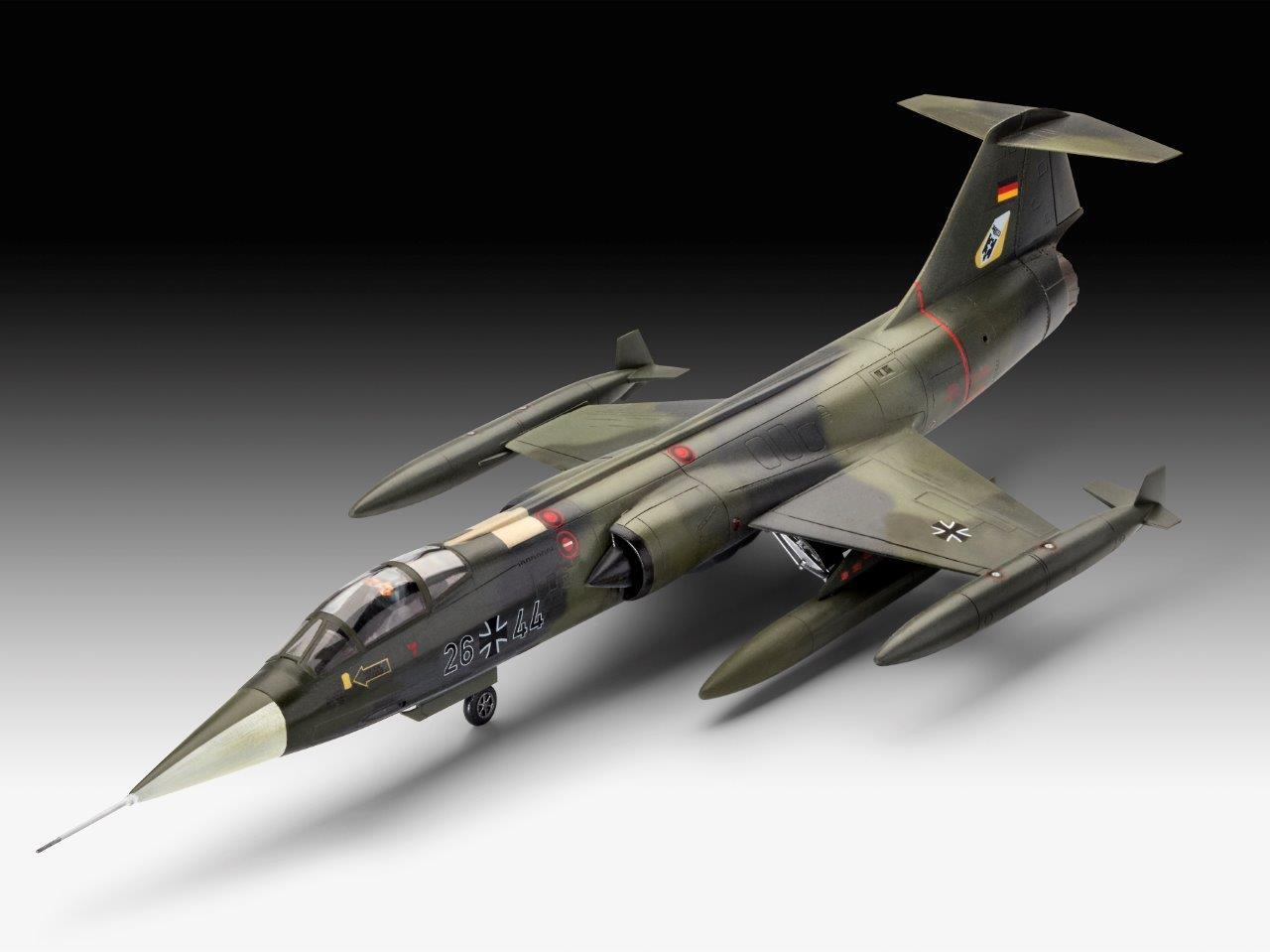 F-104G Starfighter Lockheed Martin