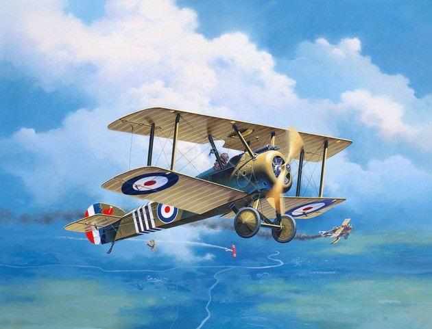 Sopwith Camel RAF - 100 Years RAF