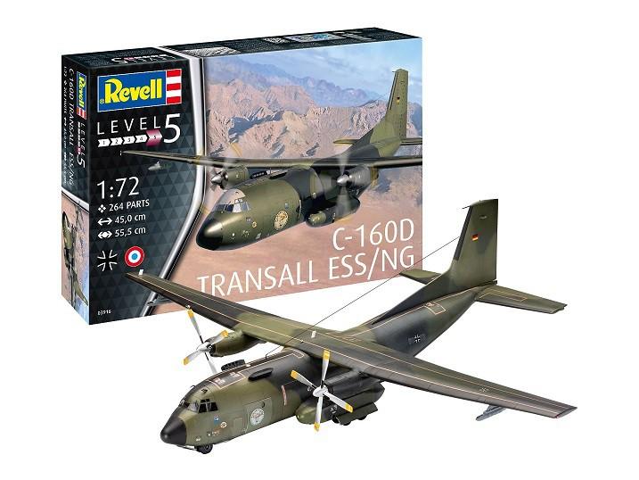 C-160D Transall ESS/NG