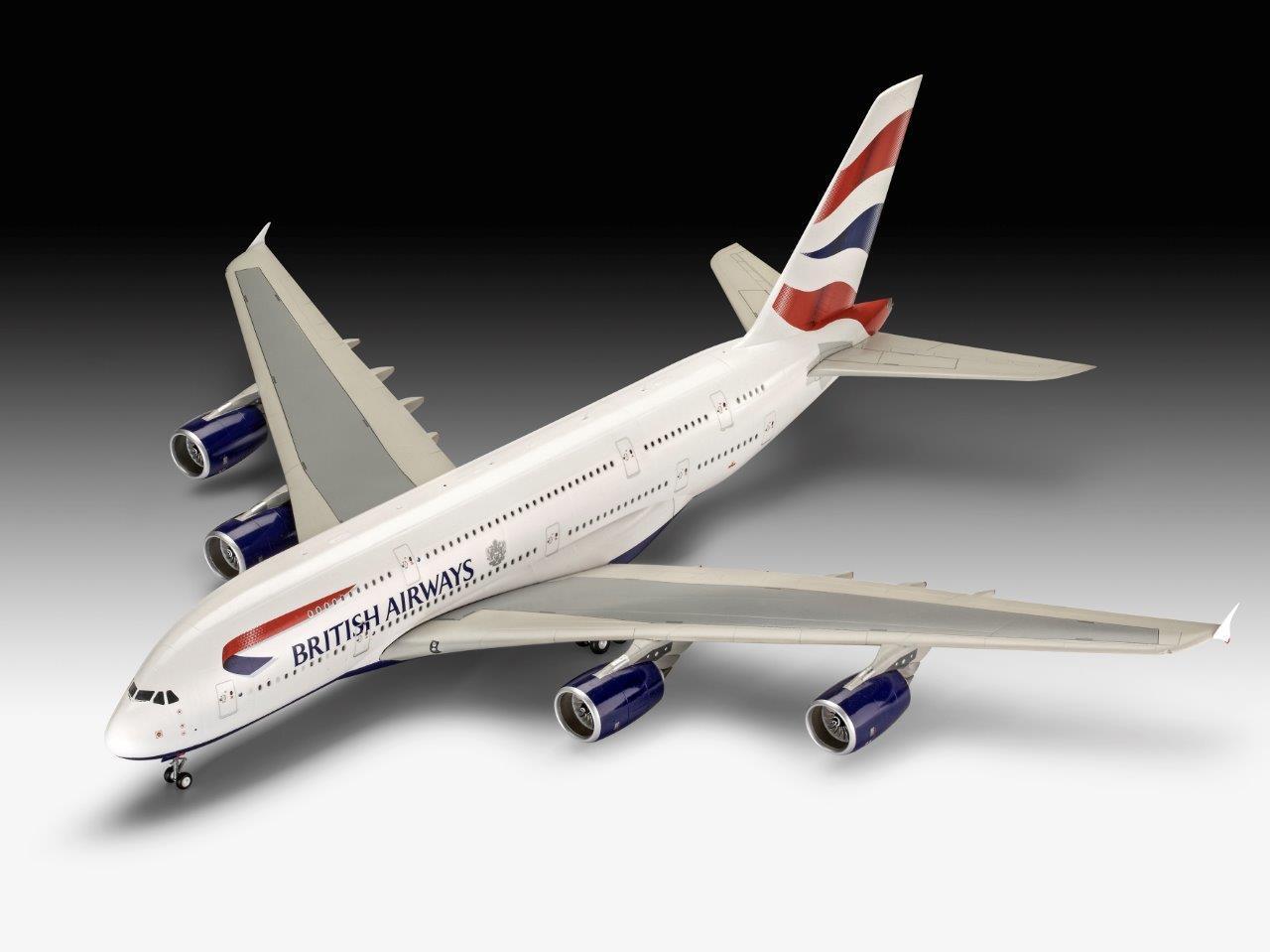 Airbus A380-800 British Airways