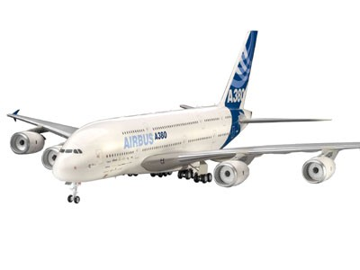 "Airbus A 380 Design New livery ""First Flight"""