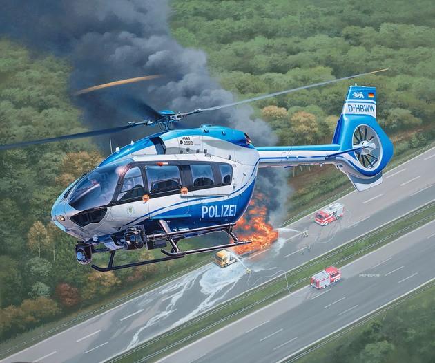 Airbus H145 Police