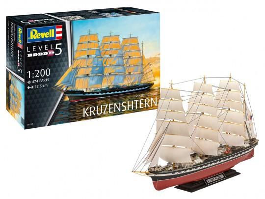 Russian Barque Kruzenshtern