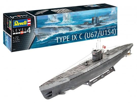 German Submarine Type IX C U6