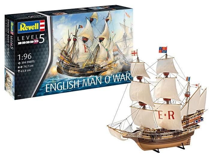 English Man O'War