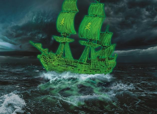 Ghost Ship (easy-click-systeem)