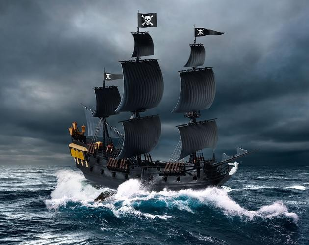 Black Pearl (easy click systeem)