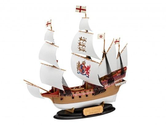 HMS REVENGE / easy click systeem