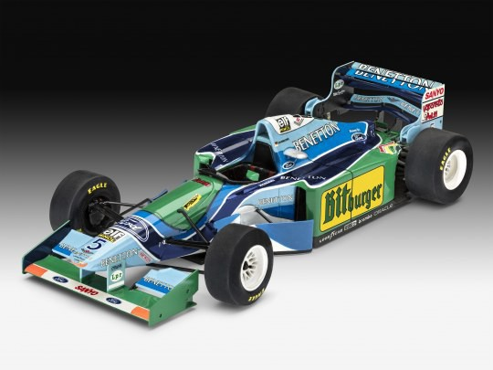 Geschenkset Benetton Ford B194 - 25th Anniversary