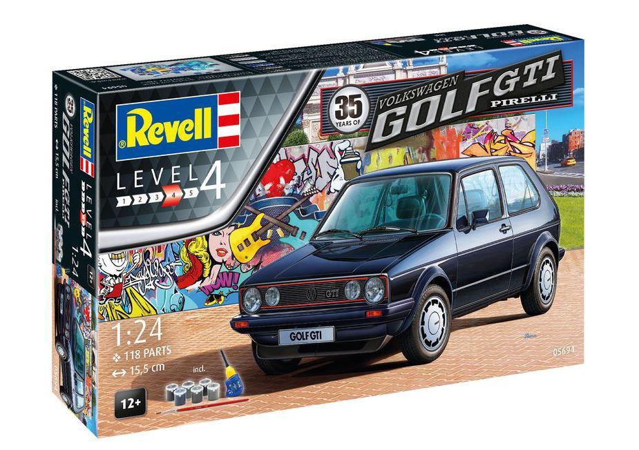 Geschenkset 35 Years VW Golf GTI Pirelli