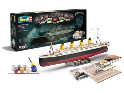 Geschenkset 100 jaar Titanic