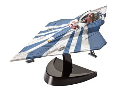 Plo Kloon's Jedi Starfighter