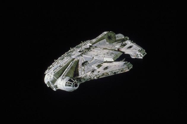 Millenium Falcon Classic - Star Wars