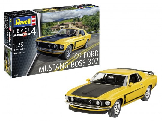 Ford Mustang Boss 302 1969
