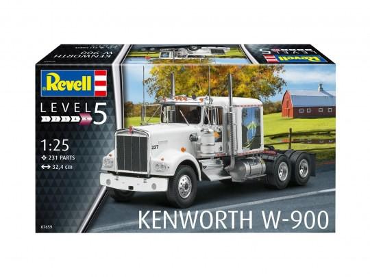 Kenworth W-900