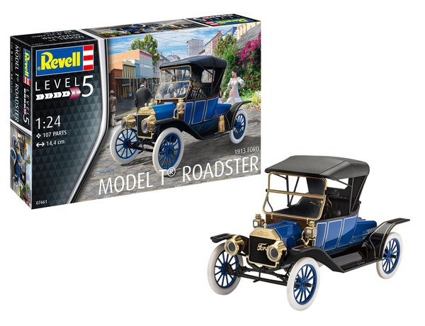 Ford T Modell Roadster 1913