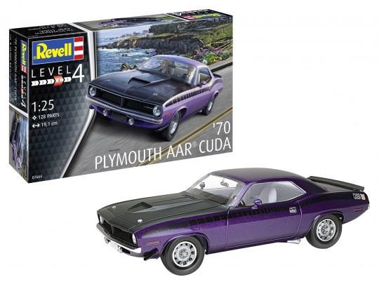 Plymouth AAR Cuda 1970