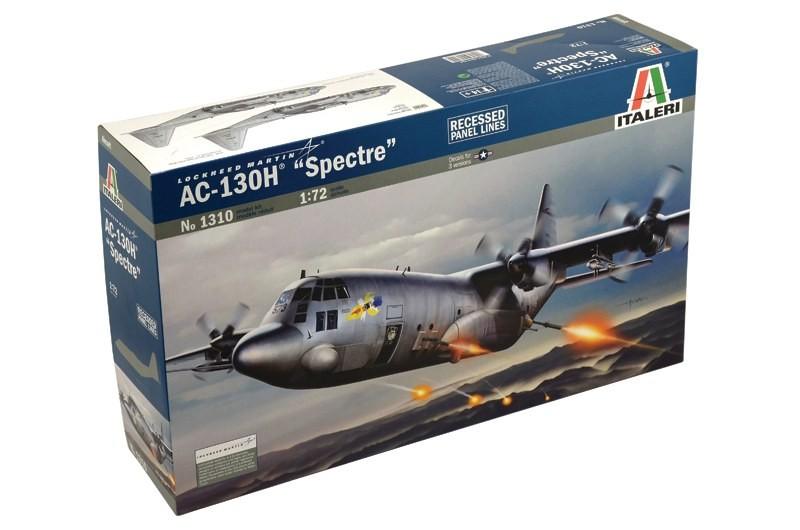 Italeri AC-130H Spectre
