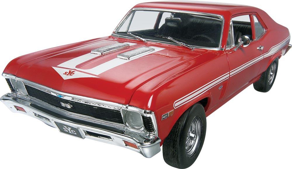 Chevrolet Nova Yenko 1969