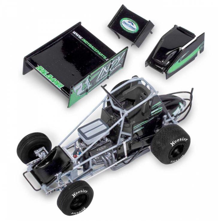 Indy Race Parts No.71 Joey Saldana