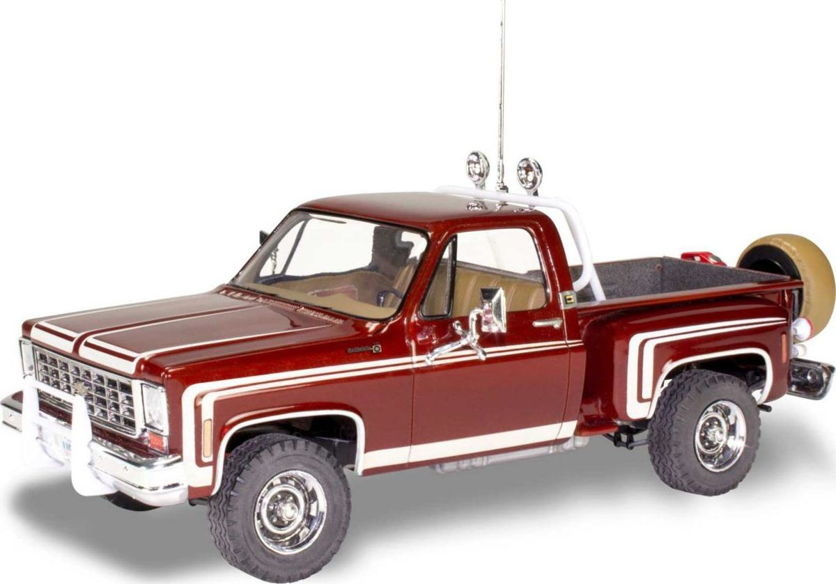 Chevy Sports Stepside Pick-Up 1976
