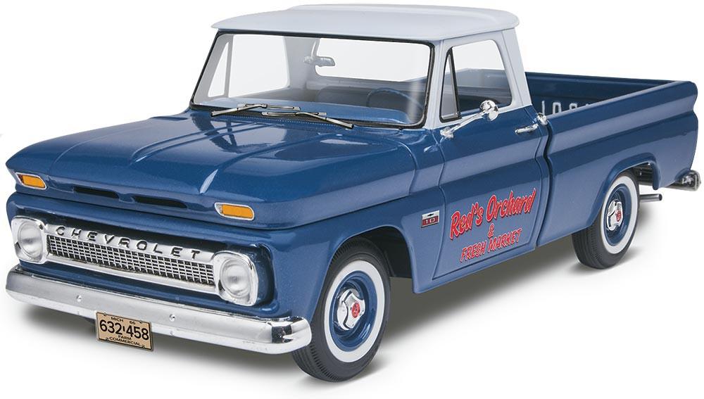 Chevrolet Fleetside Pickup 1966