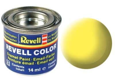 geel, mat kleurnummer 15