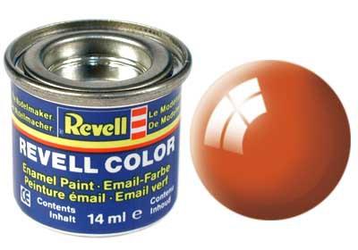 oranje, glanzend kleurnummer 30