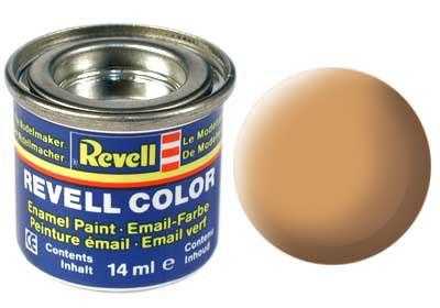 huidkleur, mat kleurnummer 35