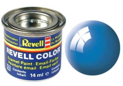 lichtblauw, glanzend kleurnummer 50