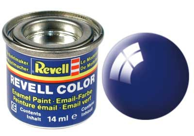 ultramarinblauw, glanzend kleurnummer 51