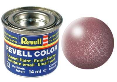 koper, metallic kleurnummer 93