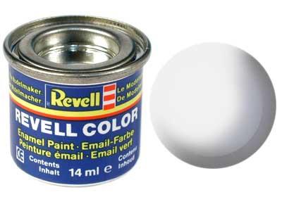 wit, zijdemat kleurnummer 301