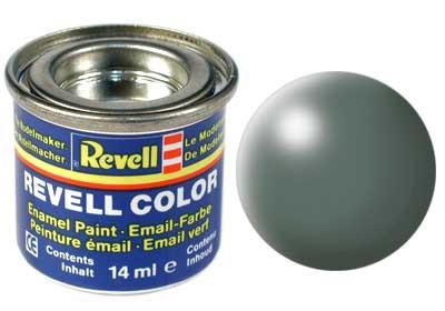 varengroen, zijdemat kleurnummer 360