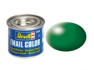 loofgroen, zijdemat kleurnummer 364