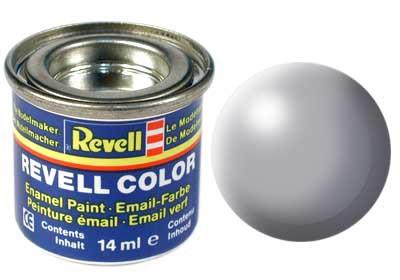 grijs, zijdemat kleurnummer 374