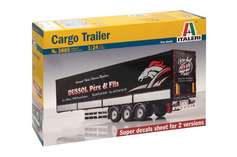 Italeri Cargo Trailer