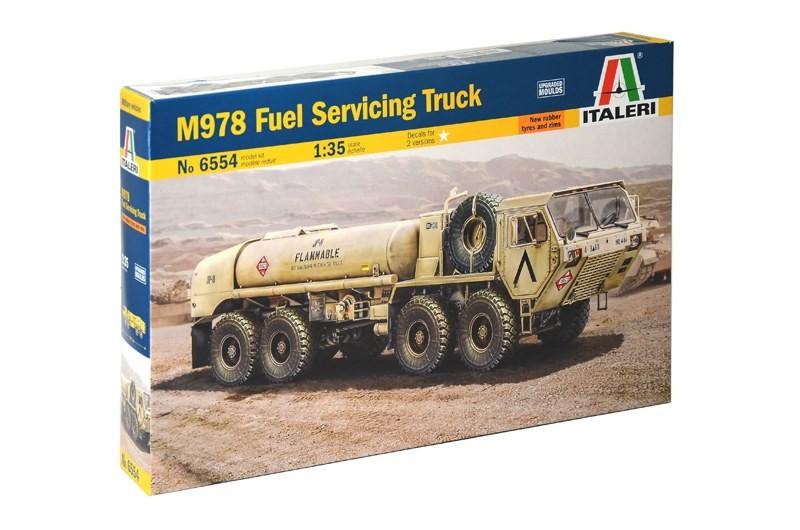 Italeri M978 Fuel Servicing Truck