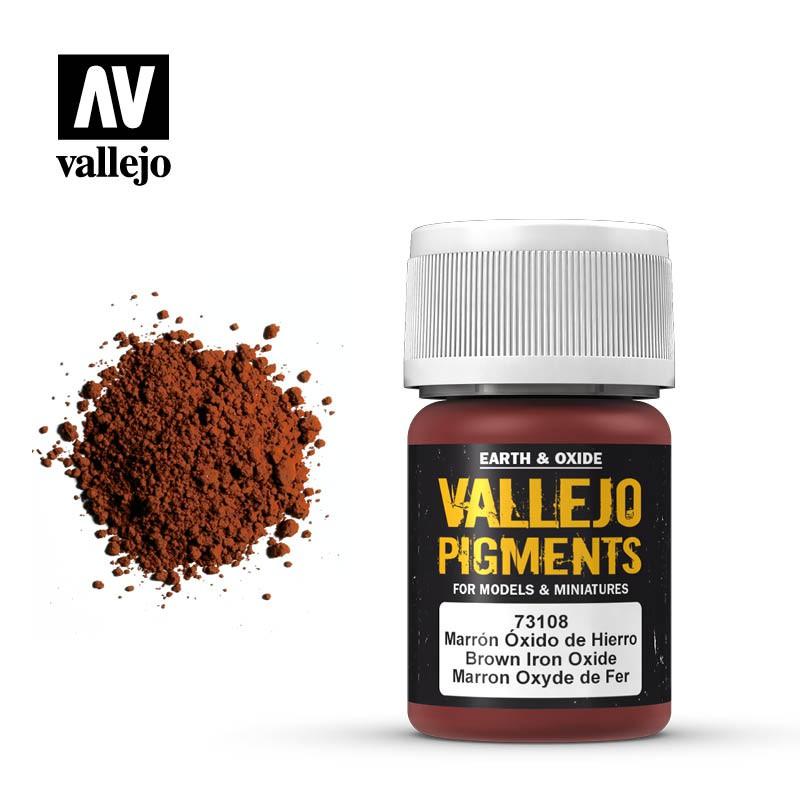 Brown Irod Oxide 35ml