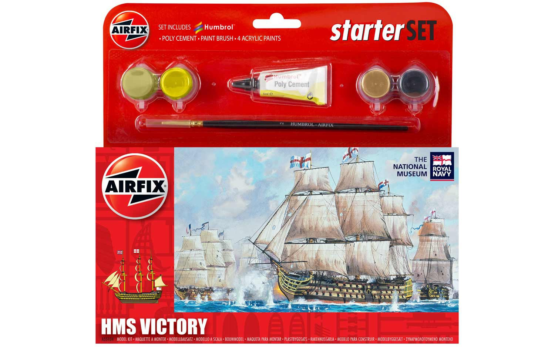 Airfix Starter Set HMS Victory