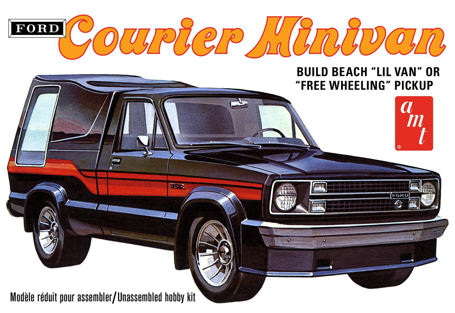 AMT Ford Courier Minivan 1978
