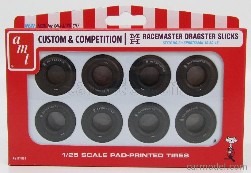 AMT Racemasters Slick Tire