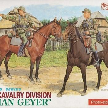 Dragon German Cavalry Division Florian Geyer