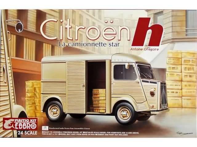 Ebbro Citroen H Transporter